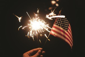 Fourth of July Fireworks, independence day, family traditions