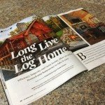 Best Log Home Award