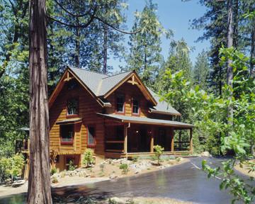 Timberhaven Log Home - Beck
