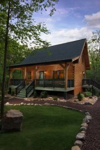 log home in wood, start living sustainably, sustainable living, log home, log cabin home, log cabin home, Timberhaven