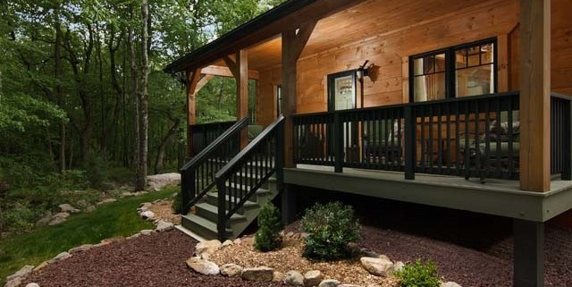 Welcoming Front Porch