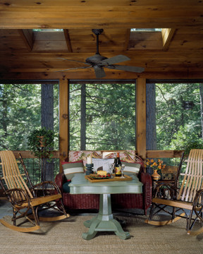 Screened Porch For Outdoor Living