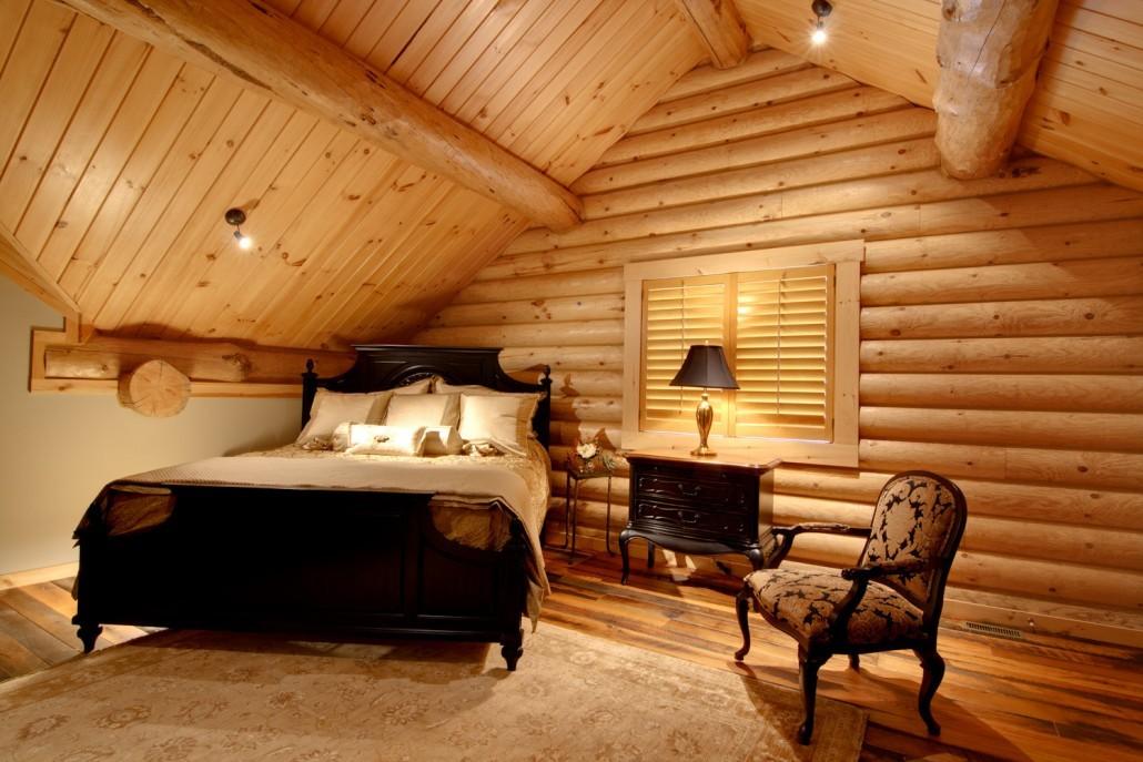 Dream Master Bedroom - Timberhaven