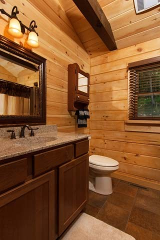 Straightforward Bathroom Design