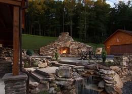 Stylish Wall of Stone