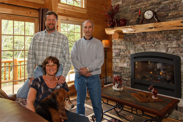 Timberhaven Log Home Customer Testimonials