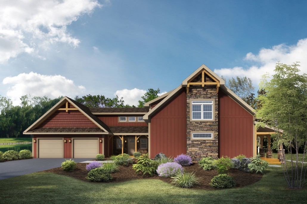 Another Gorgeous Facade: Heritage Timber Frame Design