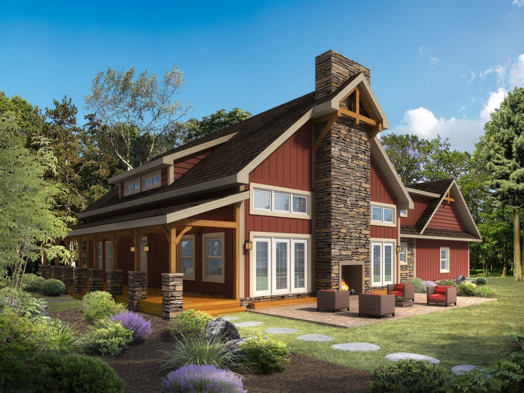 Introducing: The New Heritage Timber Frame Design
