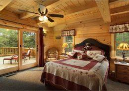 Master Suite Features Private Deck