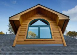 Dormers Increase Usable Space & Style