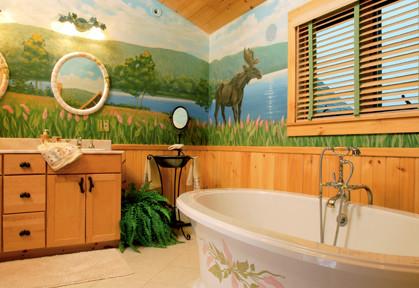 Log Home Lifestyle