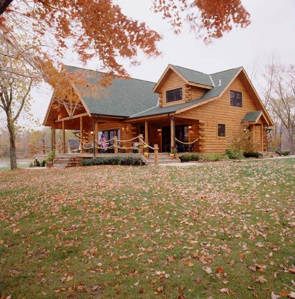 First Or Second Home? - Log Cabin