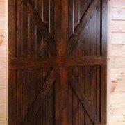 barn door kits double cross bucks