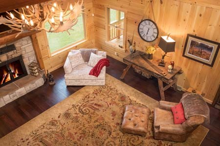 Sacchini-Log-Cabin-Loft-View