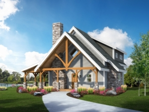 clear creek timber frame, timber frame homes, timberframe homes, timber frame home designs, clear creek, Timberhaven, engineered wood