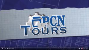 PCN Tour video, PCN tour logo, manufacturing tour, PCN manufacturing tour, log home manufacturing tour, manufacturing tour, Timberhaven