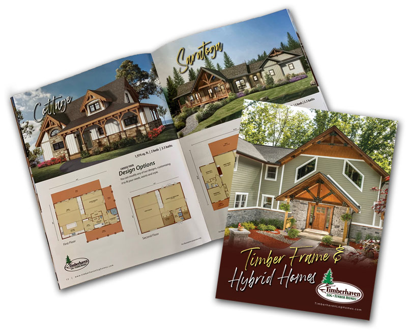 Timber Frame & Hybrid Homes