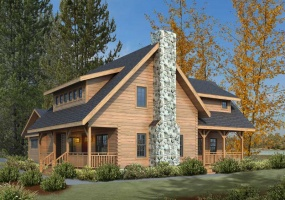 Stony-Creek,Timberhaven Log Home,3 Bedrooms,2 Bathrooms