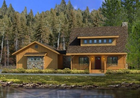 Stony-Creek-Hybrid,Timberhaven Log Home,3 Bedrooms,2 Bathrooms