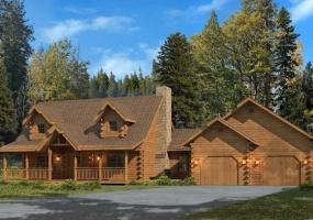 Swatara-II,Timberhaven Log Home,3 Bedrooms,2 Bathrooms