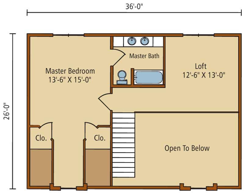Swatara-I,Timberhaven Log Home,3 Bedrooms,2 Bathrooms