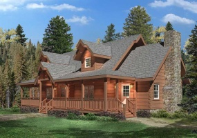 Swatara-I,Timberhaven Log Home,3 Bedrooms,2 Bathrooms