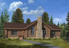 Lakeside-I,Timberhaven Log Home,3 Bedrooms,2 Bathrooms