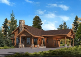 Pine-Ridge,Timberhaven Log Home,3 Bedrooms,2 Bathrooms