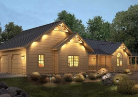 Loyalhanna-II,Timberhaven Log Home,3 Bedrooms,2 Bathrooms
