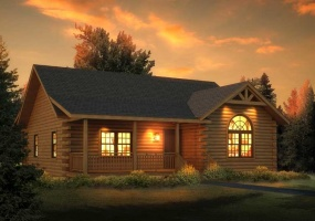 Loyalhanna-I,Timberhaven Log Home,2 Bedrooms,1 Bathroom