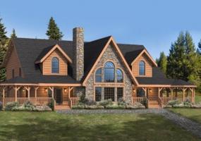 Glen-Ridge,Timberhaven Log Home,3 Bedrooms,2 Bathrooms