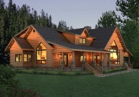 Pleasant-Grove,Timberhaven Log Home,3 Bedrooms,2 Bathrooms